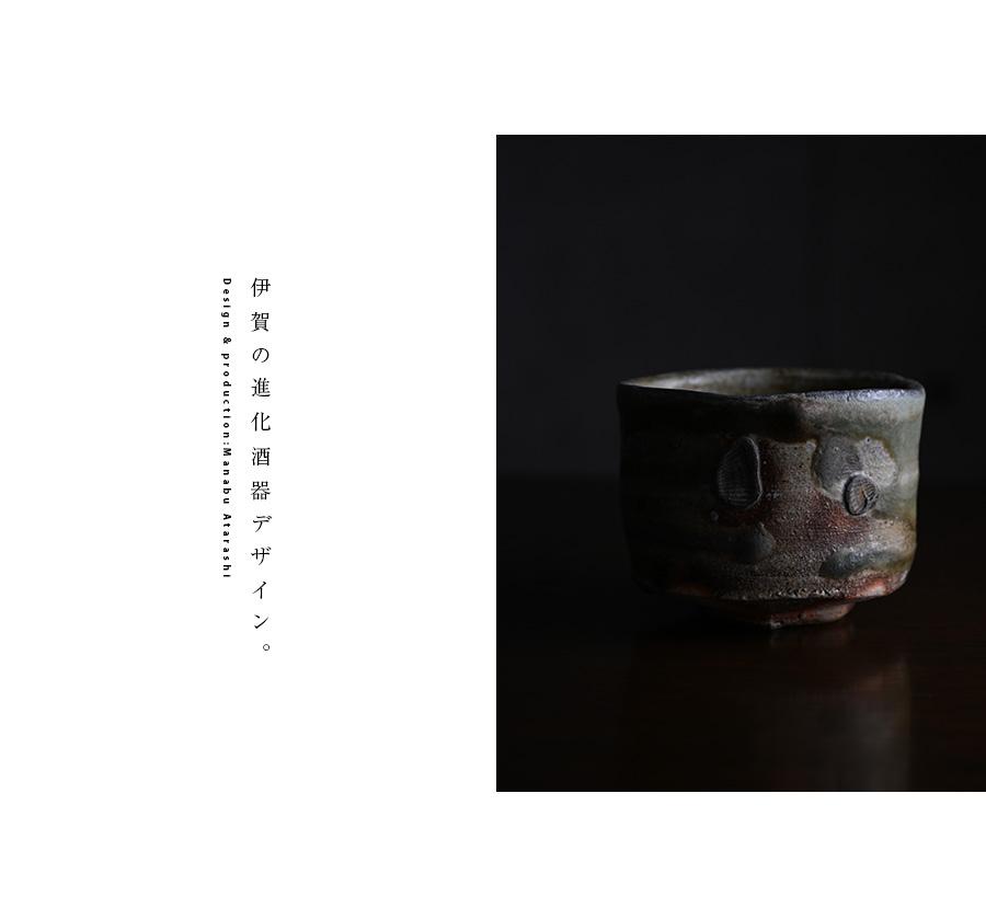伊賀抹茶碗